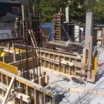 Rough construction work